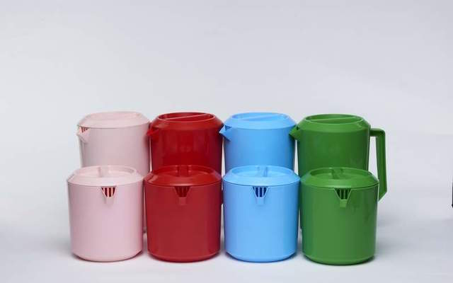 Plastic Jugs - Different Colors