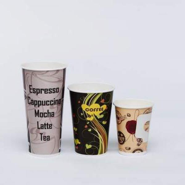Cups - with printing