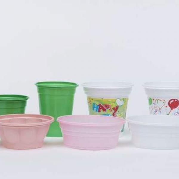 Plastic Containers - all size